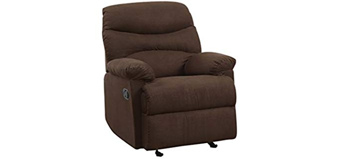 ACME Arcadia - Large Overstuffed Recliner