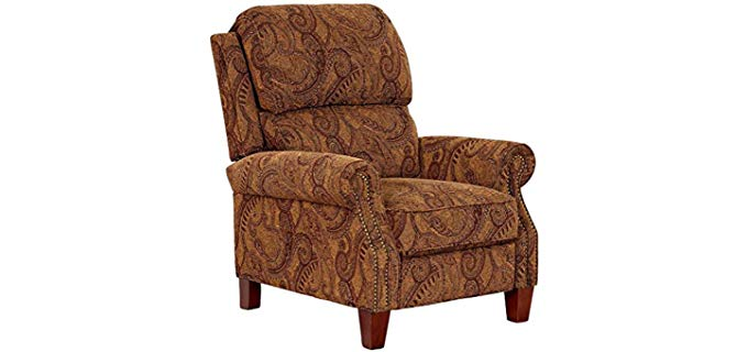 Beaumont Paisley - Pattern Recliner