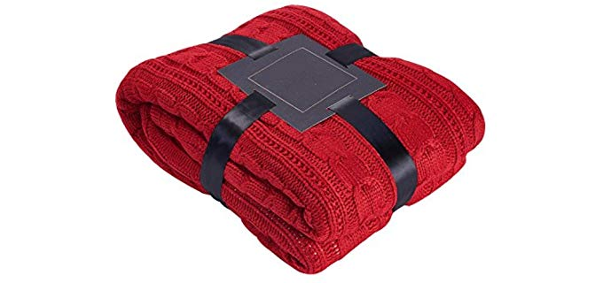 Comforbed Classic - Multi-Functional Recliner Throw