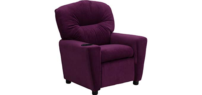 Flash Furniture Kids - Microfiber Recliner