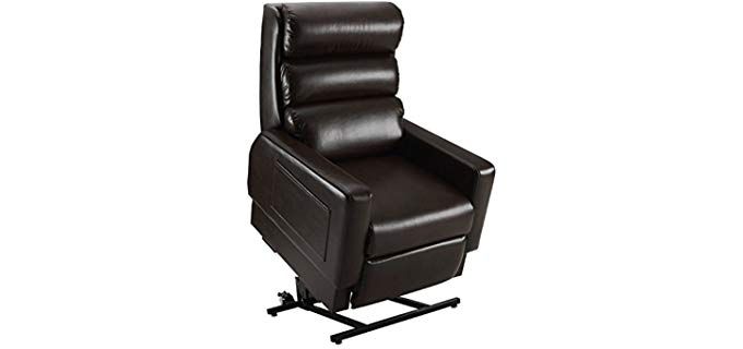 Cozzia MC-520 - Fibromyalgia Relief Lift Chair and Recliner