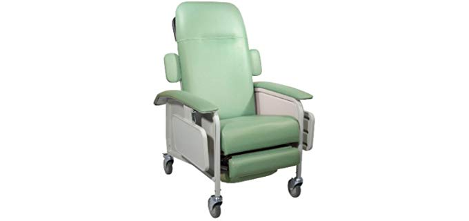 Drive Medical Geri - Full Recline Home Medical Chair