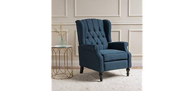 GDF Studio Elizabethan - Fancy Style Recliner