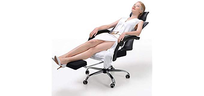 Hbada Ergonomic - High Back Reclining Office Chair