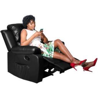High Back recliner BENEFITS