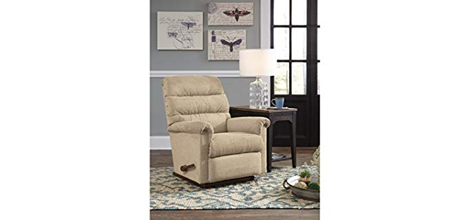 La-Z-Boy Anderson - Durable Manual Recliner