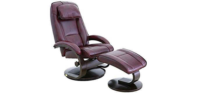 Mac Motion Oslo Collection - Recliner and Ottoman for Fibromyalgia