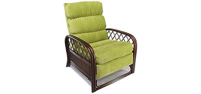 Kingrattan USA - Rattan Recliner Chair