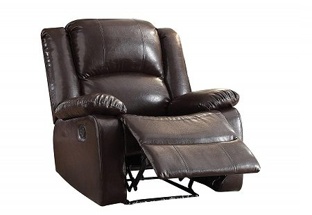 Pull handle recliner Image