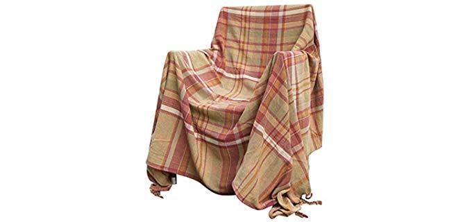 Voimakas Bohemian - Blanket Throw for Your Recliner