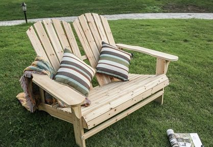Wood recliner FEATURE or Type
