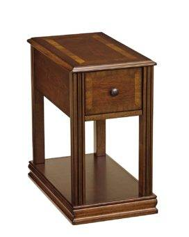 Wooden Style End Table