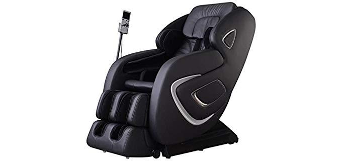 BestMassage Black - Orthopedic Massage Chair