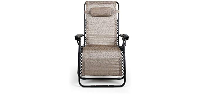 CAMCO 51833 - Zero Gravity Foldable Recliner