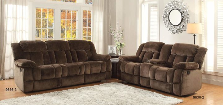 Microfiber recliner FEATURE