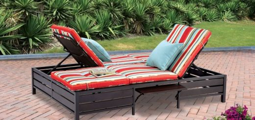 Outdoor recliner FEATURE