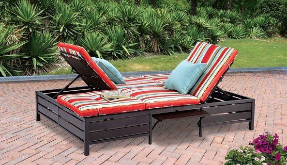 Outdoor recliner FEATURE