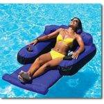 Pool Recliner IMAGE - Comfort