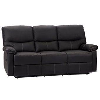 Sectional recliner TYPES LEATHER
