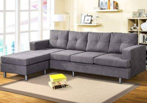 Sectional recliner Type Minimalist