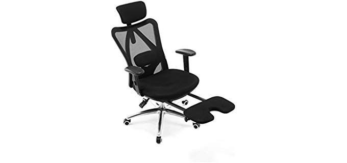 SIHOO Ergonomics - Lightweight Office Chair for Short Naps