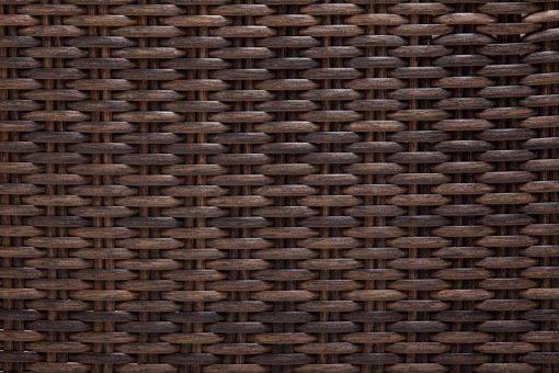 Wicker recliner - Wicker Materail