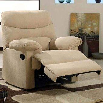 microfiber recliner FEATURES and CHARACTARISTICS