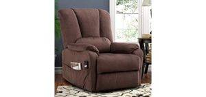 CANMOV Heavy Duty - Tall Back Large Recliner