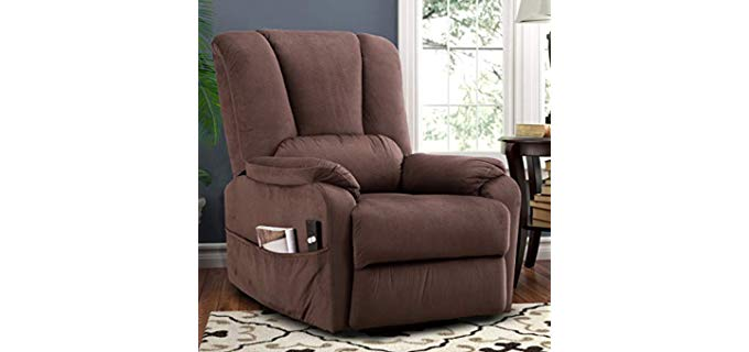 CANMOV Heavy Duty - Tall Back Recliner