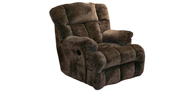 Catnapper Cloud 12 - Power Recline Cuddler Chair