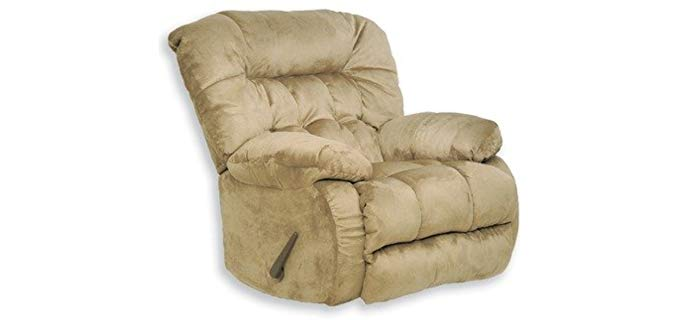 Catnapper Classic - Rocker Recliner Chair for Tall Men and Women