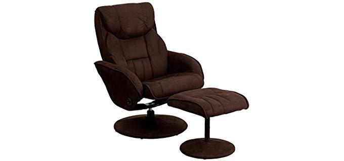 Flash Furniture Microfiber - Sleeping Office Chair