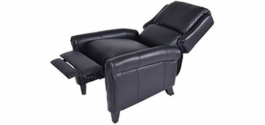 Recliner Chair Push Back
