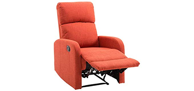HOMCOM Comfort King - Tall Man Recliner