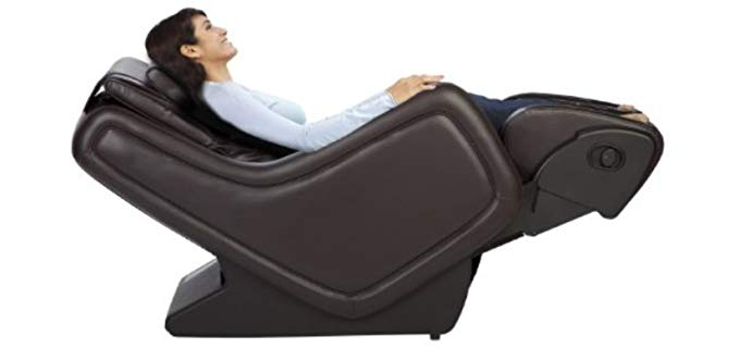 Human Touch Full Body Massage Sleeper - Kneading Massage Sleeper Recliner Chair