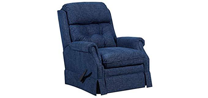 Lane Furniture BenningtonFull Recliner - Large Man Wallsaver Recliner Armchair