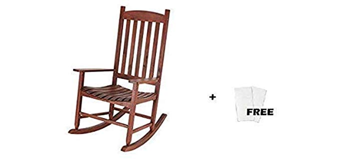 Best Outdoor Rocking Chair August 2019 Recliner Time