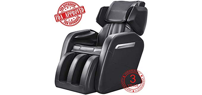 Ootori Full Body - Affordable Zero Gravity Massage Recliner