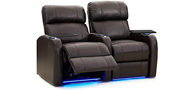 Octane Seating Diesel XS950 - Three Seat Home Theatre Recliners