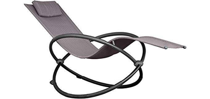 Vivere Sienna - Outdoor Rocking Chair