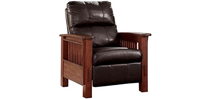 Outstanding Mission Style Recliner November 2019 Recliner Time Spiritservingveterans Wood Chair Design Ideas Spiritservingveteransorg