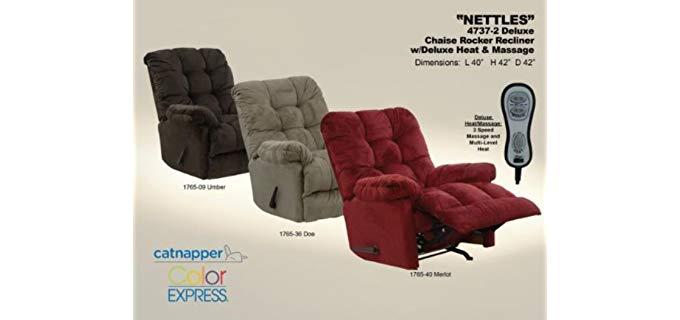 CatNapper Nettles - Rocker Recliner