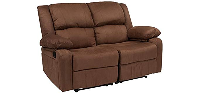 Flash Furniture Harmony - One and Two Seater Recliner
