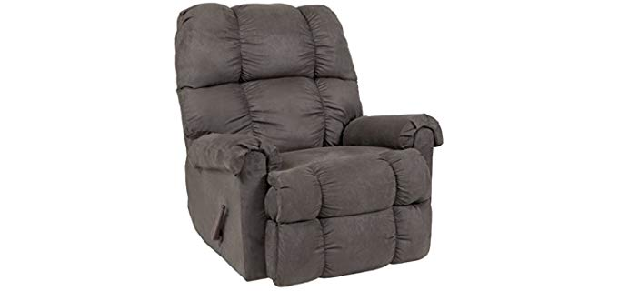 Flash Furniture Riverstone Sierra - Recliner and Rocking Chair