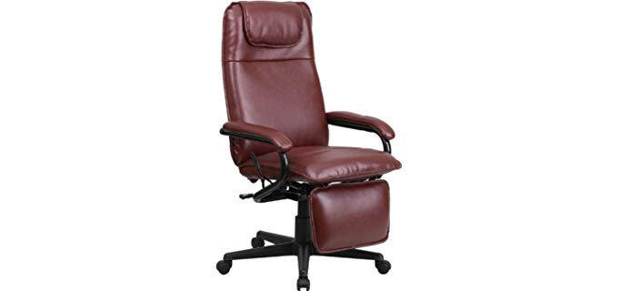 Flash Furniture High Back - Reclining Office Chair