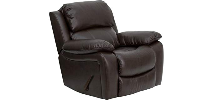 Flash Furniture Contemporary - Rocker Recliner Chair