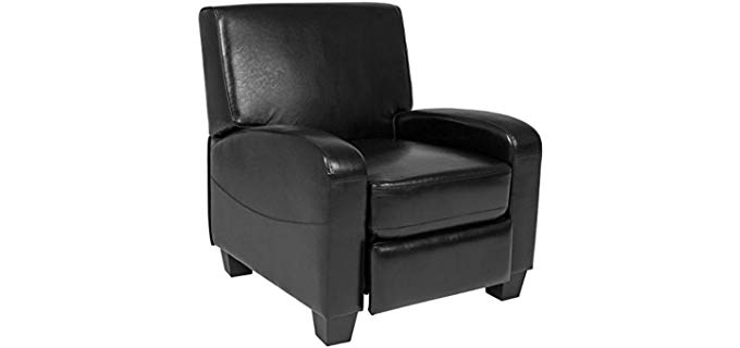 Best Choice  - PU Leather recliner Chair on a Budget
