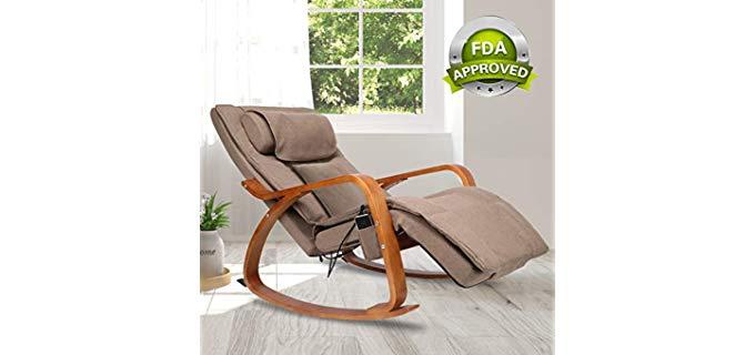 OWAYS Massage - Full Recline Massage Chair
