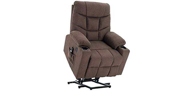 Mcombo Power Lift Recliner - Power Lift Remote Control Recliner Chair