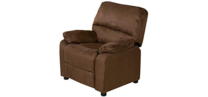 Relaxzen Microfiber - Affordable Youth Recliner